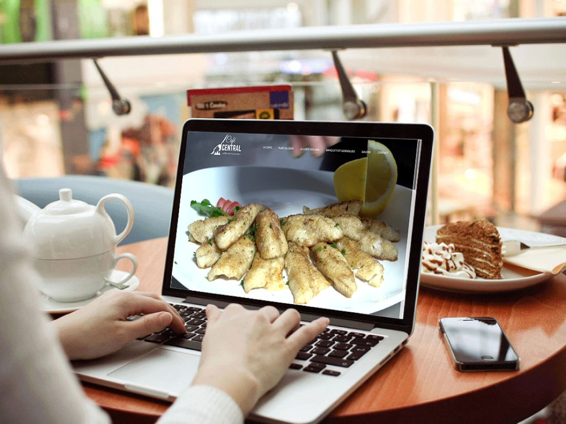 Café central desktop