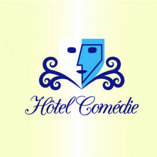 Logo Hotel Comedie