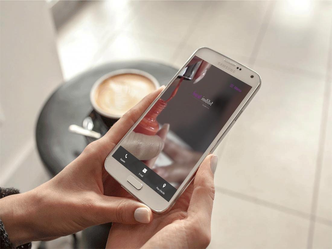 Hayat_Institut_mobile