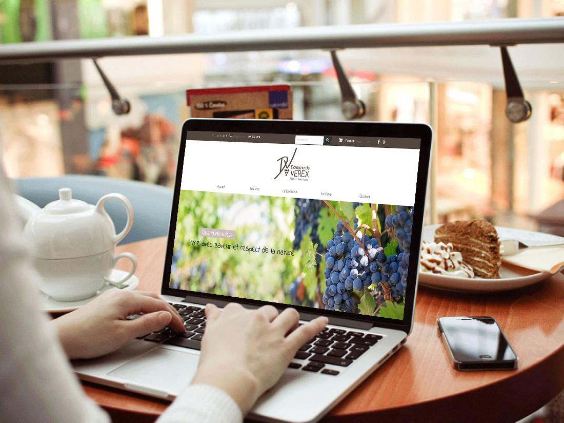 Domaine de Verrex desktop