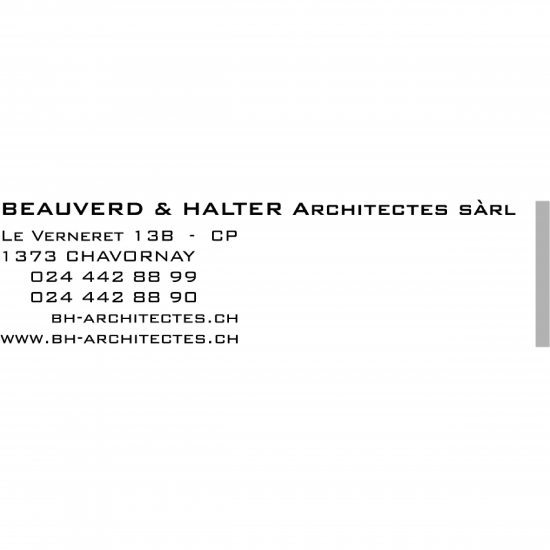 Beauverd & Halter