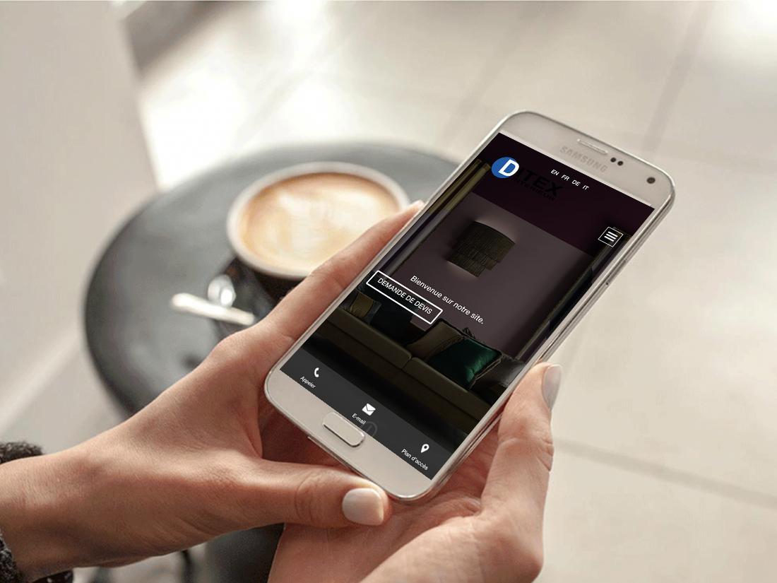 Mobile Ditex